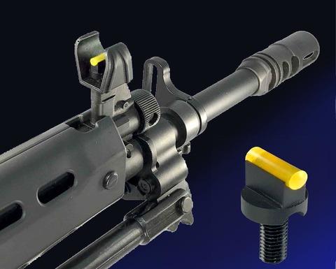89式小銃 新フラッシュFサイト