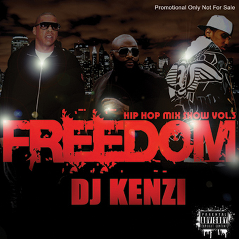 FREEDOM HIP HOP MIX VOL.3/DJ KENZI