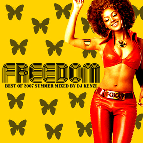 FREEDOM MIX VOL.7/DJ KENZI