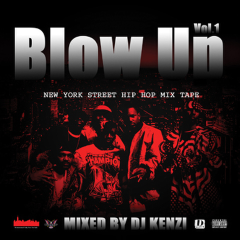 Blow Up Vol.1/DJ KENZI