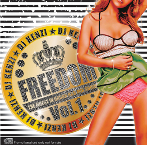 FREEDOM R&B MIX VOL.1