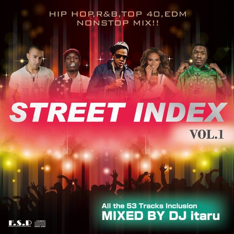 STREET INDEX VOL.1/DJ itaru