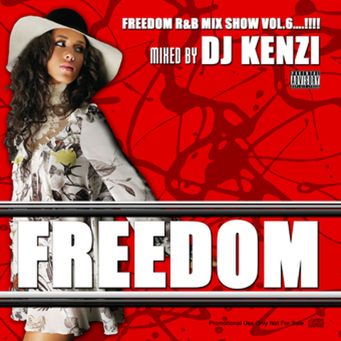 FREEDOM R&B MIX VOL.6