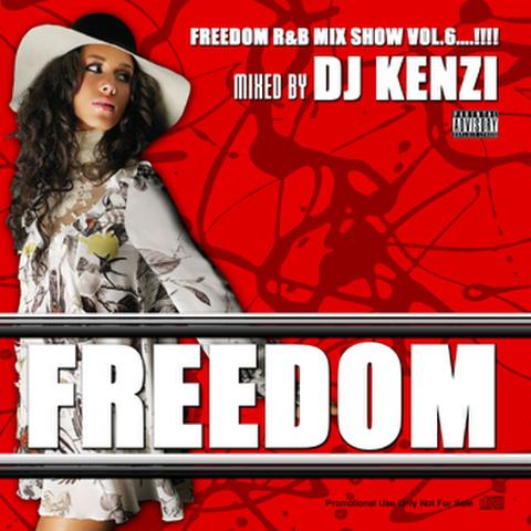 FREEDOM R&B MIX VOL.6