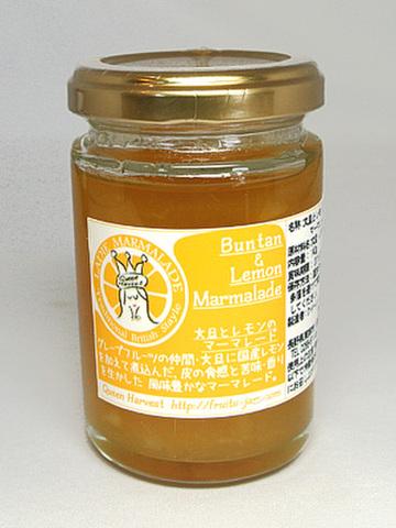 ブンタンとオレンジ・レモンのマーマレード