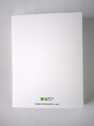 ポケットアルバム (デジビュート2) Lサイズ160枚収納ホワイト