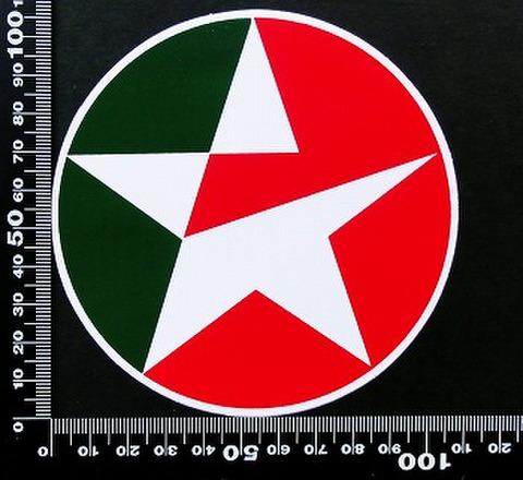 カルテックス caltex ステッカー 00245