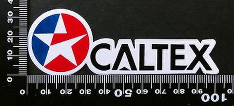カルテックス caltex ステッカー 00248