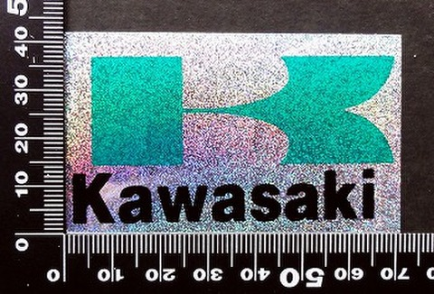 カワサキ kawasaki ステッカー 05459