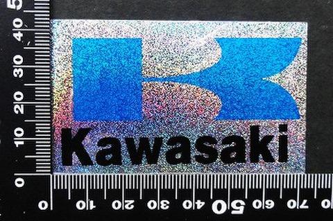 カワサキ kawasaki ステッカー 05460