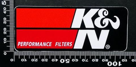 ケーアンドエヌ K&N  ステッカー 05470