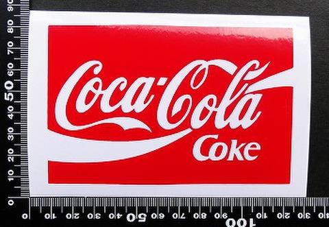 コカ・コーラ(Coca-Cola)ステッカー 00226