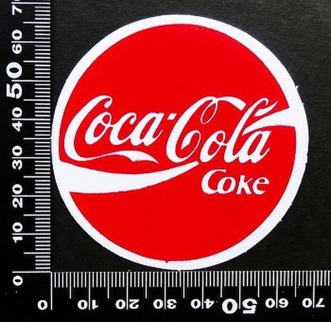 コカ・コーラ(Coca-Cola)ステッカー 00227