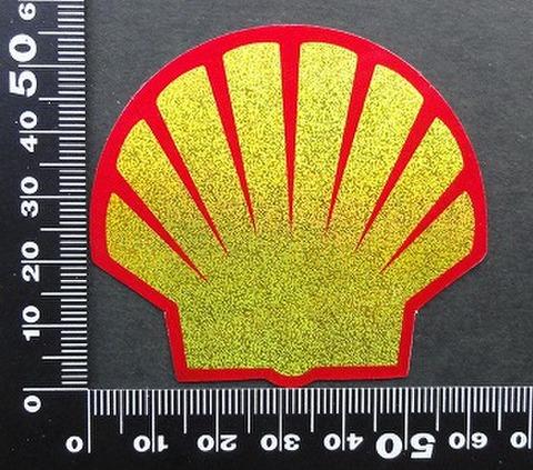 シェル shell ステッカー 05651