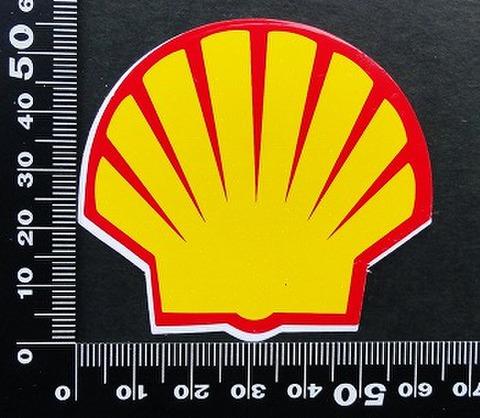 シェル shell ステッカー 05652