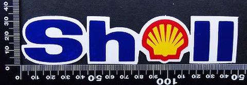 シェル shell ステッカー 05653