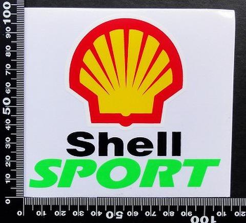 シェル shell ステッカー 05656