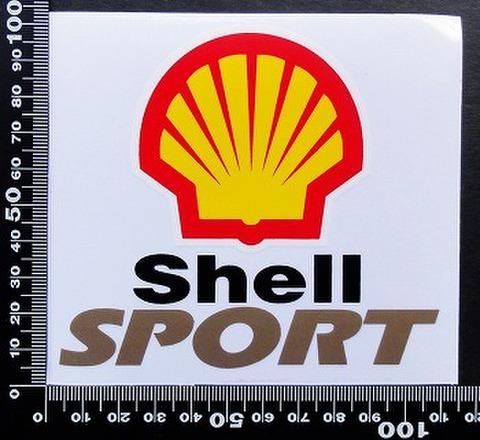 シェル shell ステッカー 05657