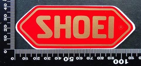 ショウエイヘルメット SHOEI ステッカー 05632