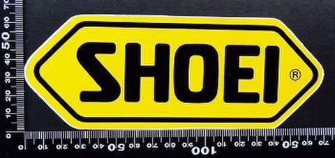 ショウエイヘルメット SHOEI ステッカー 05635