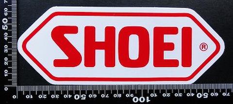 ショウエイヘルメット SHOEI ステッカー 05637