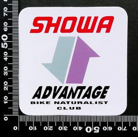 ショウワ SHOWA アドバンテージ ステッカー 05732