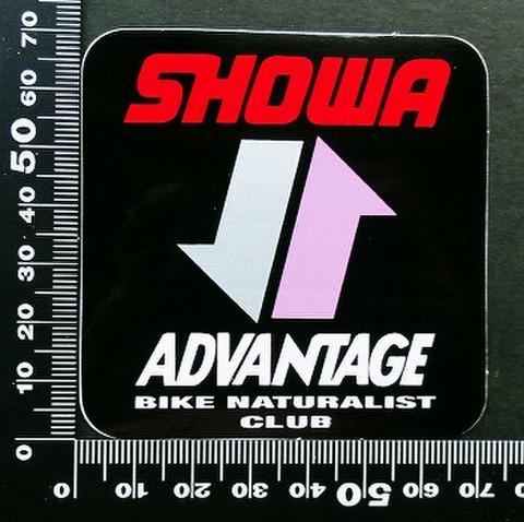ショウワ SHOWA アドバンテージ ステッカー 05733