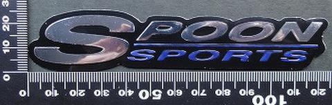 スプーン SPOON ステッカー 05614