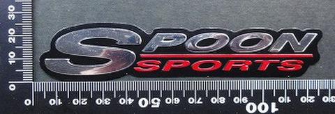 スプーン SPOON ステッカー 05615