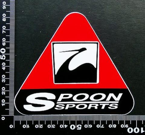 スプーン SPOON ステッカー 05617