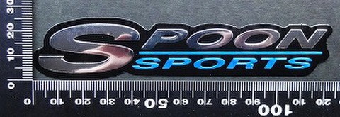 スプーン SPOON ステッカー 05618