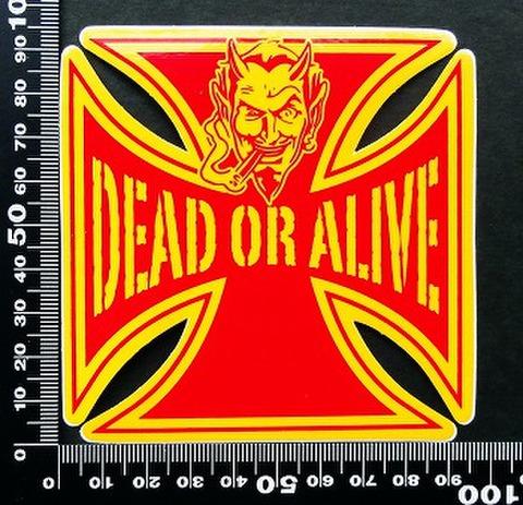 デッドオアアライブ DEAD OR ALIVE ステッカー 05374