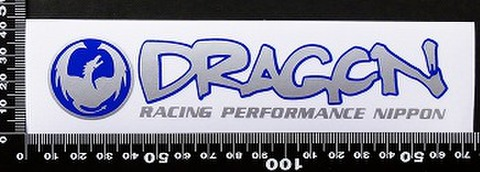 ドラゴン dragon ステッカー 05377