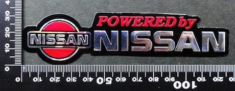 ニッサン NISSAN 日産 ステッカー 05479