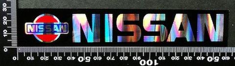 ニッサン NISSAN 日産 ステッカー 05480