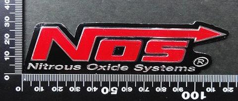 ノス NOS ステッカー 05493