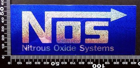 ノス NOS ステッカー 05497