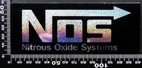 ノス NOS ステッカー 05499