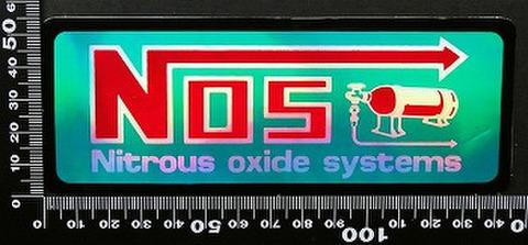 ノス NOS ステッカー 05500