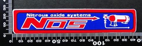 ノス NOS ステッカー 05506