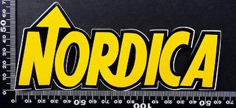 ノルディカ(NORDICA) ステッカー 05488