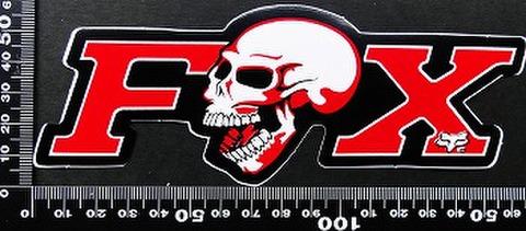 フォックス FOX オフロード モトクロス ステッカー 05392