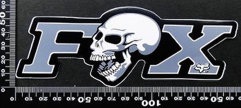 フォックス FOX オフロード モトクロス ステッカー 05393