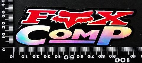 フォックス FOX オフロード モトクロス ステッカー 05410
