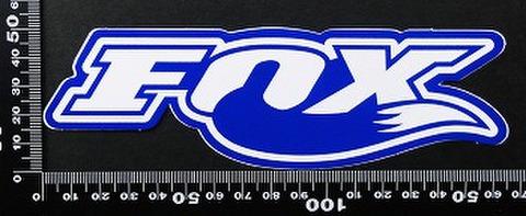 フォックス FOX オフロード モトクロス ステッカー 05418