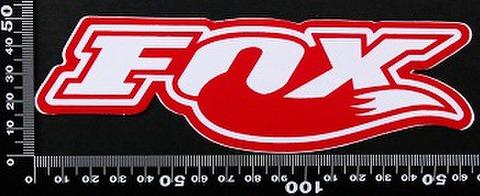 フォックス FOX オフロード モトクロス ステッカー 05420