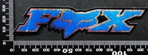 フォックス FOX オフロード モトクロス ステッカー 05421