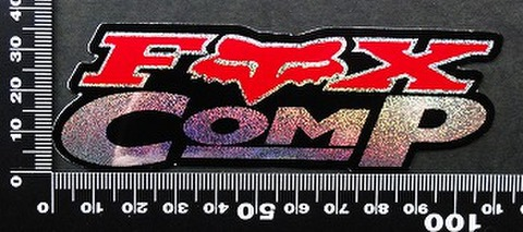 フォックス FOX オフロード モトクロス ステッカー 05423