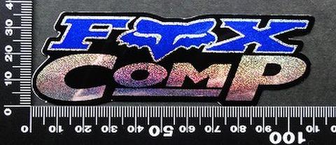フォックス FOX オフロード モトクロス ステッカー 05424