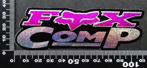 フォックス FOX オフロード モトクロス ステッカー 05425